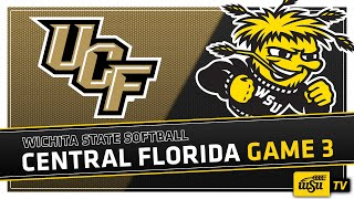 Wichita State Softball :: WSU vs. UCF Game 3