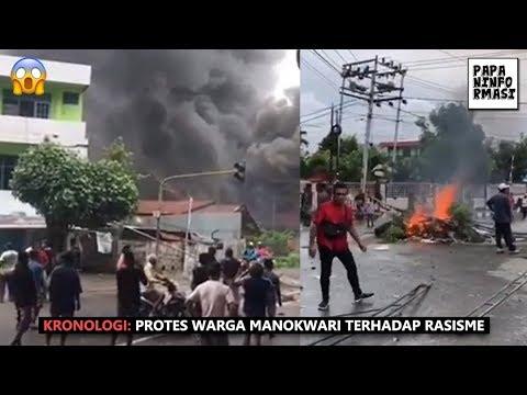 kronologi-kerusuhan-di-manokwari:-protes-warga-terhadap-rasisme-mahasiswa-papua-di-surabaya!