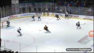 Jake DeBrusk Highlights 2016- 17