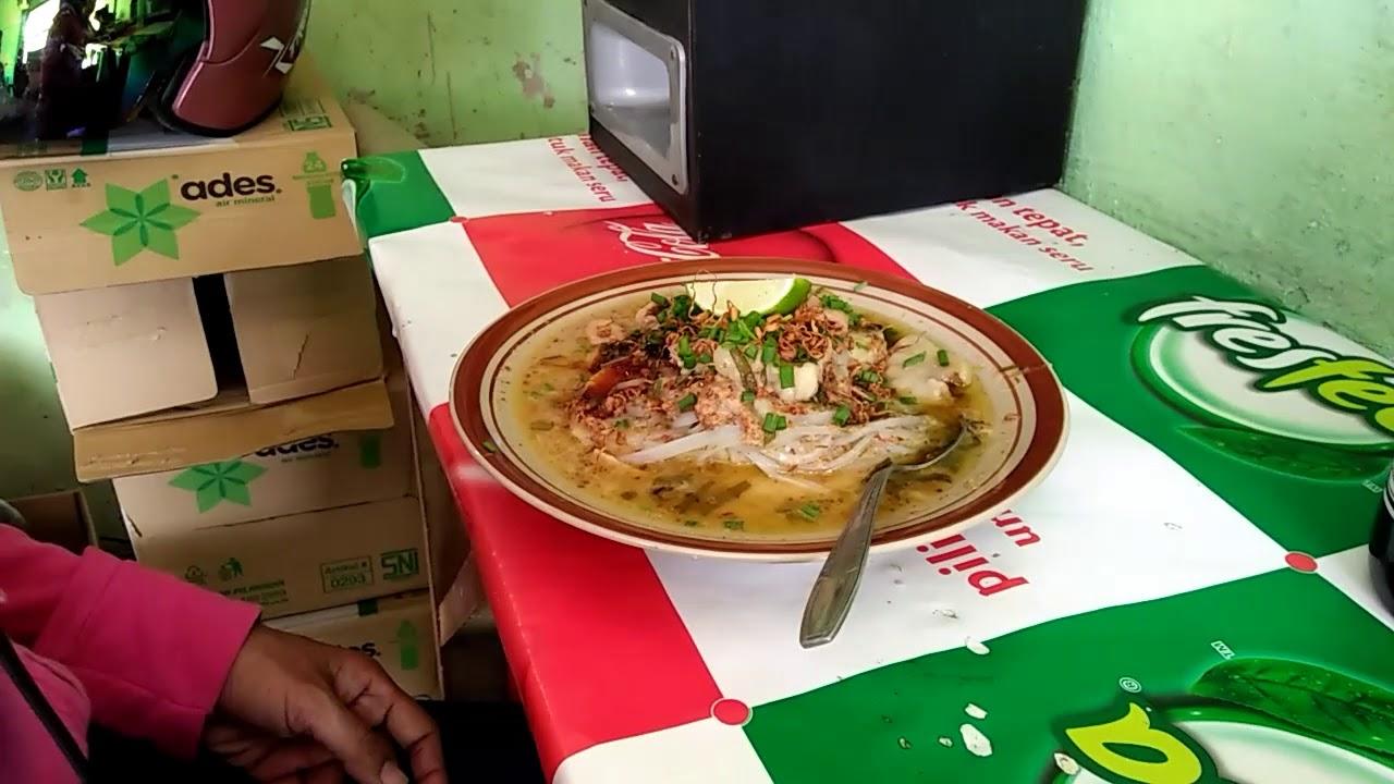 Vlog Kuliner Sumenep Soto Sumenep