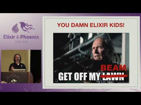 ElixirConf 2016 - Dialyzer: Optimistic Type Checking for Erlang and Elixir by Jason Voegele