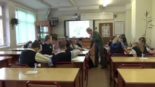 Фрагмент урока химии Тищенко И.Н.
