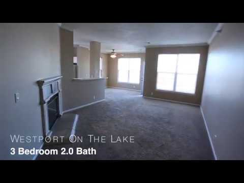 Westport on the Lake Apartments - Three Bedroom, Two Bath Tour