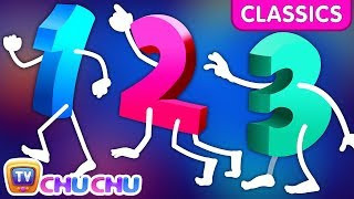 ChuChu TV Classics - Numbers Song - Learn to Count from 1 to 10 | Nursery Rhymes and Kids Songs
