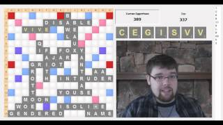 Scrabble Strategy Guide - 09 - Board Mgmt & Volatility