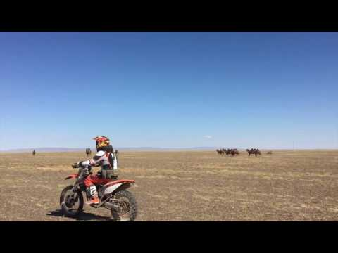 NOMADIC OFF ROAD - SANDS OF GOBI TOUR