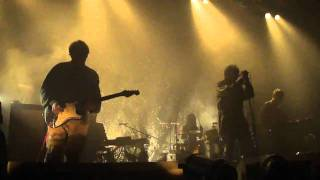 Echo and the Bunnymen - Happy death men - Liverpool 2010
