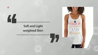 Cat T-shirt for women - Cat shirts for women ( Racerback Tank)