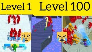 Push'em All Tüm Level - All Levels