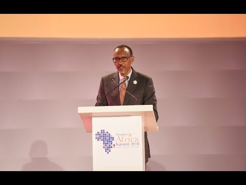 Africans are not poor - Says Kagame opening Transform Africa 2018
