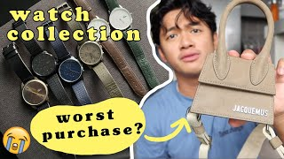 My Watch Collection + Worst Luxury Purchase?