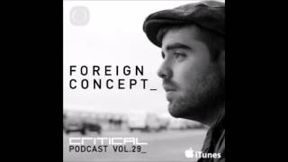Critical Podcast 29 - Foreign Concept