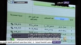 """97.72 % يصوتون لصالح خيار """"الولايات"""" في استفتاء دارفور"""