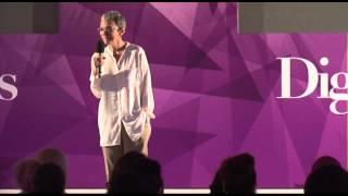 Digital Divas 2013 - prezentare Oana Pellea