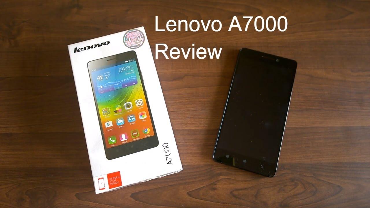 Lenovo A7000 Detailed Review