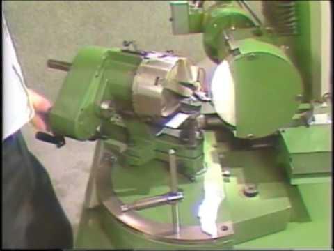 Basic Drill Grinding
