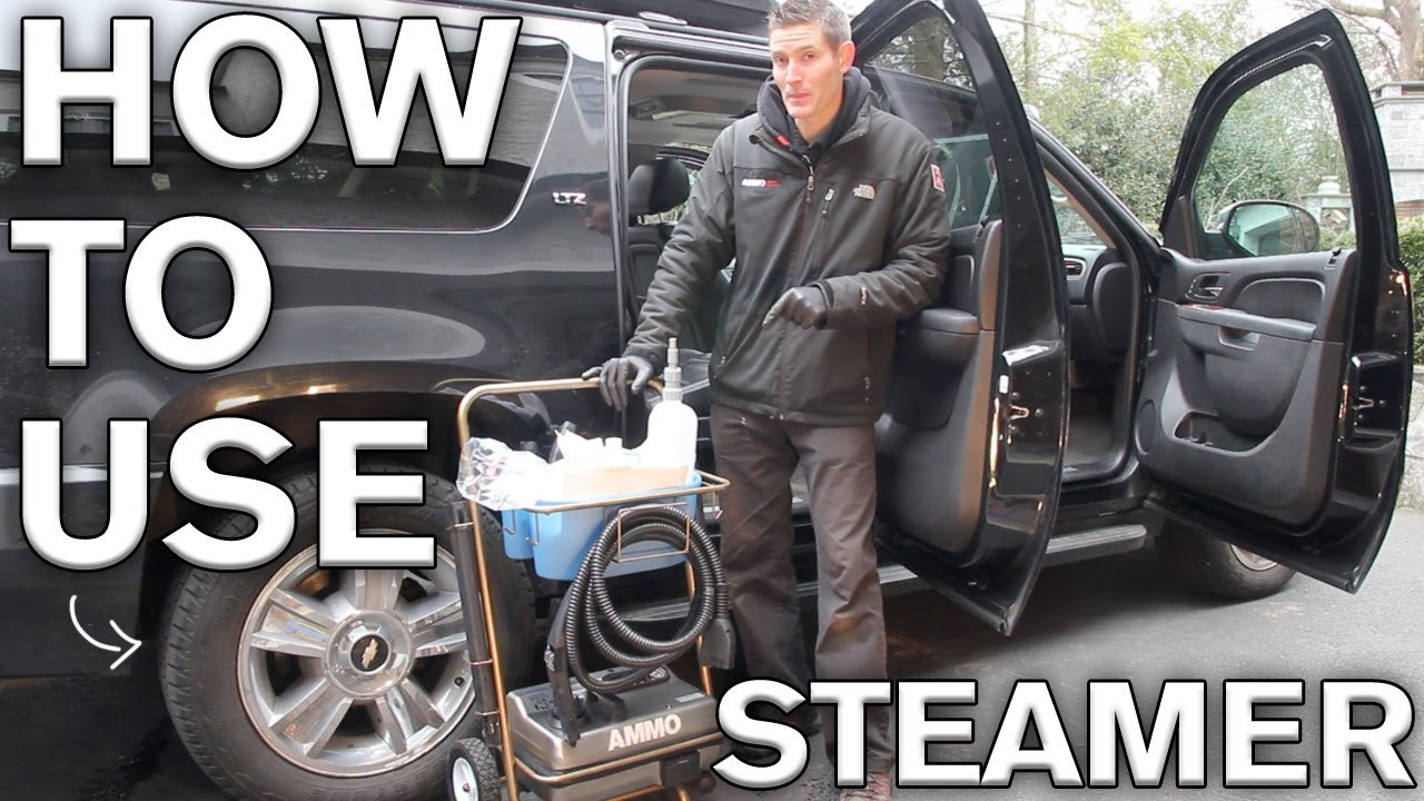 how to build a steam cleaner