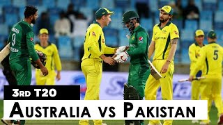 Pakistan Vs Australia | 3rd T20I | Full Highlights | PCB