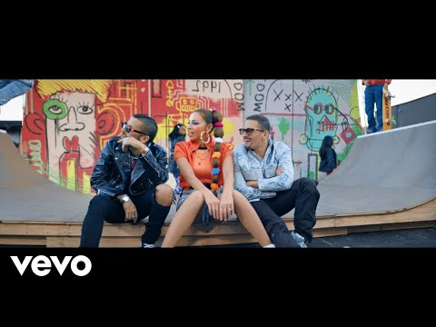 Thalia ft Mau y Ricky - Ya Tú Me Conoces ( Vídeo Oficial )