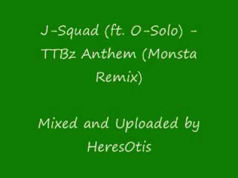 Stomp The Yard [TTBz Anthem (Monsta Remix)]