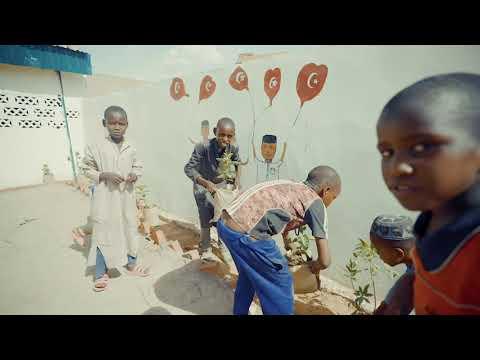 Afrika Çad Yetimhane Açılışı