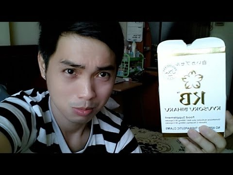 KB Glutathione Review - Skin Whitening Capsules from YouTube · High Definition · Duration:  4 minutes 52 seconds  · 107.000+ views · uploaded on 31-3-2014 · uploaded by Mart Lester