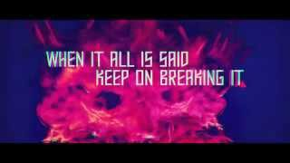 BOMBUS - Repeat Until Death (Lyric Video)