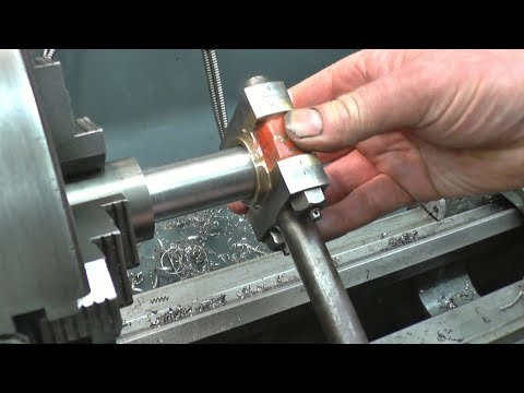 SNNC 177 P1    DTI give away  Using a boring head in the mill