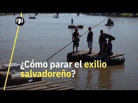 Gobierno de San Salvador habla de migración