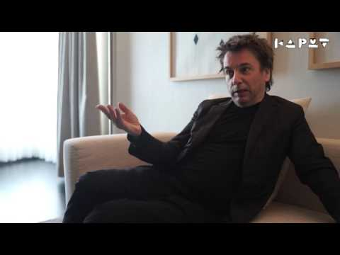 Jean Michel Jarre on his father, mother, Jazz, Tangerine Dream, curiosity and timelessness of music