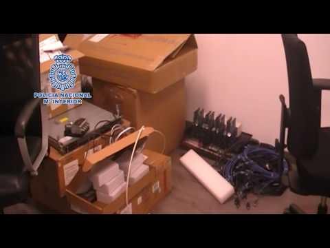 Desmantelado uno de los mayores distribuidores ilegales de señal por IPTV