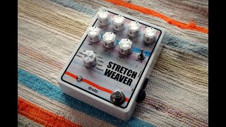 The Stretch Weaver has 2 separate channels that can interact with e...