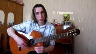 Ода к радости на гитаре | Урок
