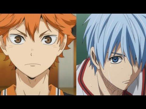 Haikyuu vs. Kuroko no Basket: So Similar, Yet So Different