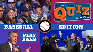High School Quiz Show: Baseball Edition (516)