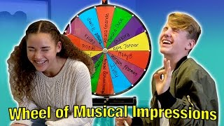 wheel of musical impressions mattybraps vs gracie haschak