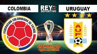 Colombia 0 - 3 Uruguay | Eliminatorias Sudamericanas | 12/11/2020