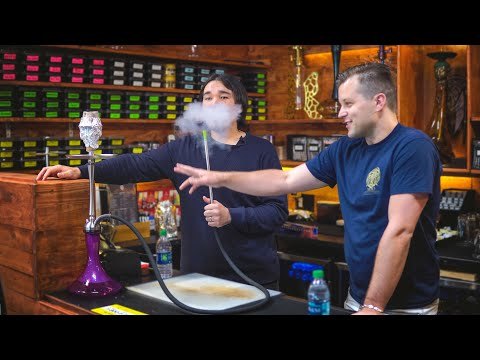 HOW TO MAKE THE STRONGEST HOOKAH EVER | FOR EXPERT ONLY