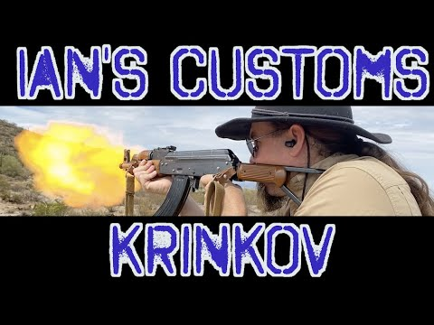 Ian's Customs: The Terrible Krinkov