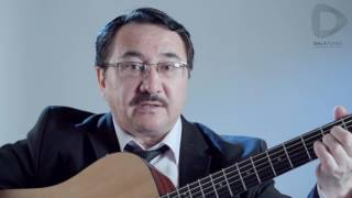 Игра на гитаре | видеоурок | урок №6 «Анашым»