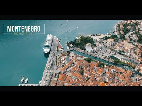 The Vrettas Life - Montenegro Travel Video Panasonic GX85/GX80 DJI Spark Drone