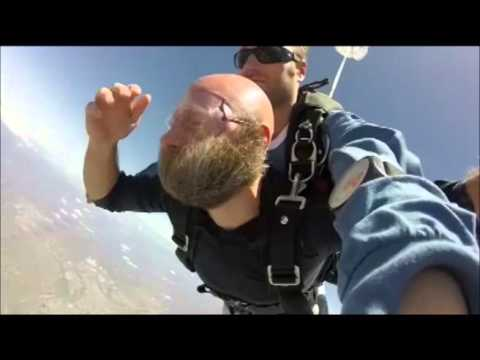 Pacific Coin Exchange - Sky Diving