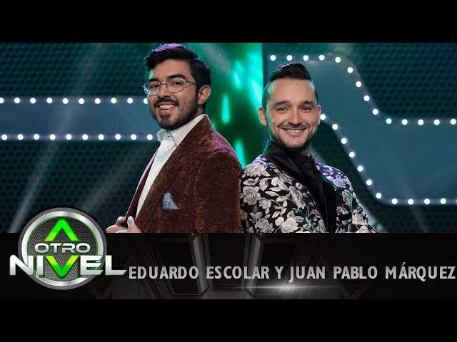 'María bonita' - Eduardo Escolar y Juan Pablo Márquez - Fusiones | A otro Nivel