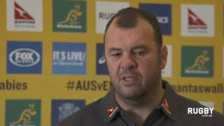 Cheika ramps up the itensity