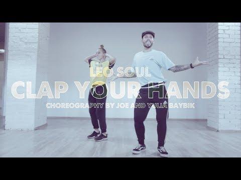 Leo Soul - Clap your hands | Choreography by Joe and Yulia Baybik