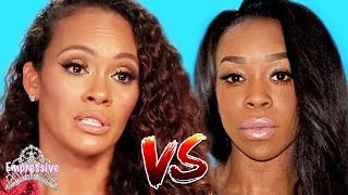 Evelyn Lozada sues OG for defamation....BYE EVELYN!