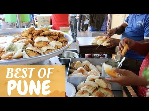 Pune Food Trail- Iconic Food Joints & Khau Galli | Golgappa Girl