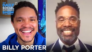 """Billy Porter discusses his cover of Buffalo Springfield's """"For What It's Worth,"""" the importance of protest music and why he's passionate about engaging voters ..."""