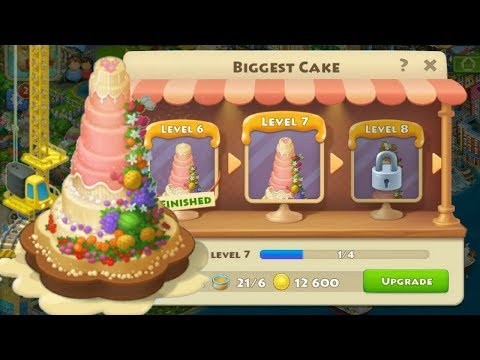 The Biggest Cake Township