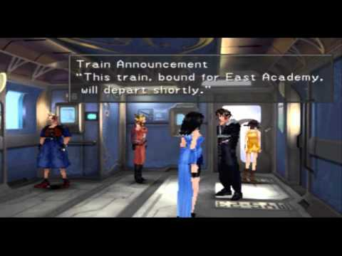 Final Fantasy 8 Walkthrough Part 24 - East Academy Station & Final Fantasy 8 Walkthrough Part 24 - East Academy Station - YouTube